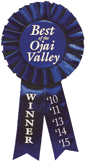 Best of Ojai Valley Ribbon