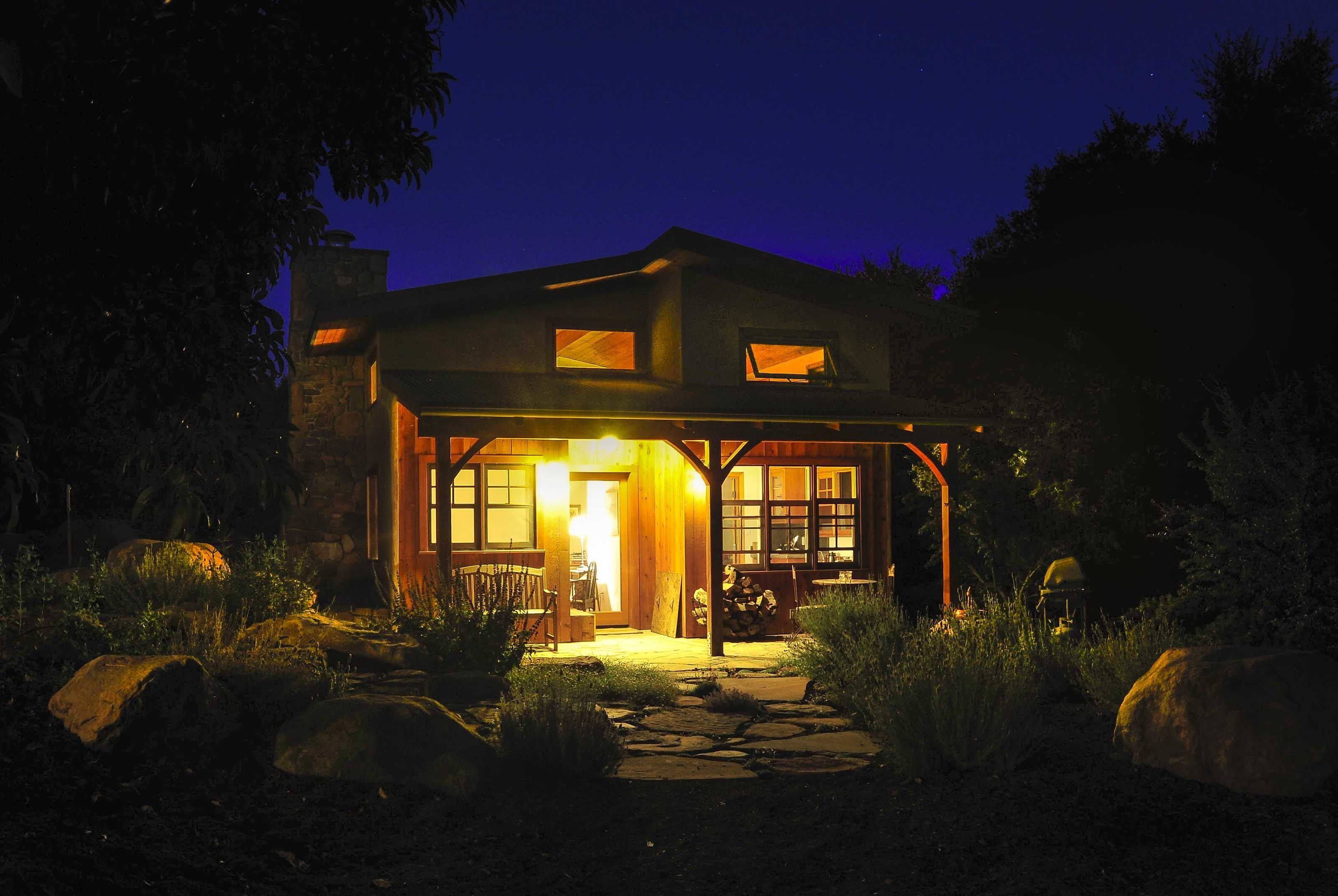 Upper Ojai Family Retreat Exterior
