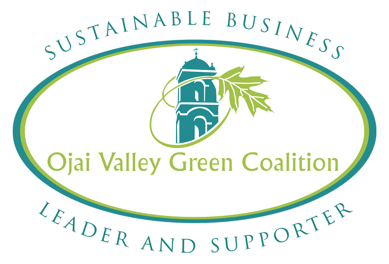Ojai Valley Green Coalition Logo